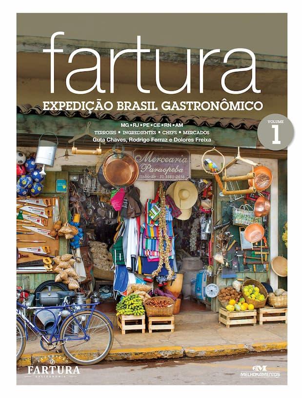 Fartura livro expedicao brasil gastronomico