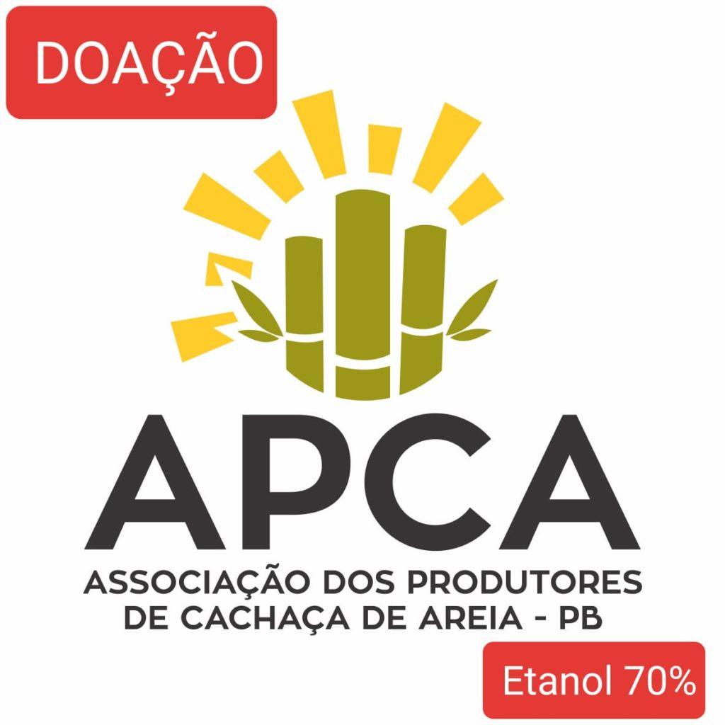 APCA doação de etanol