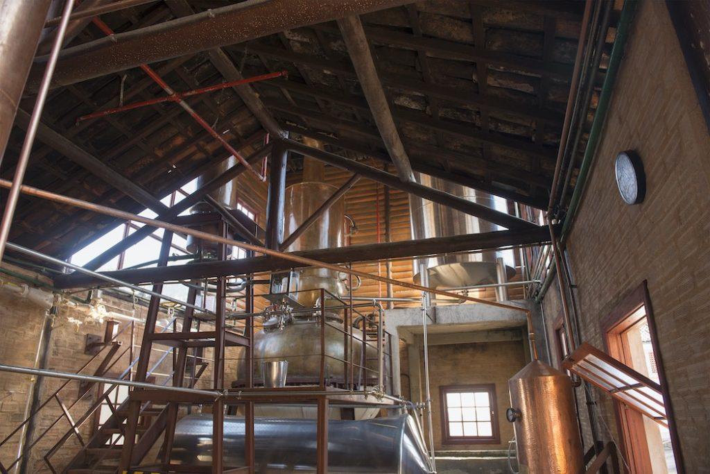 Destilaria Fazenda Soledade