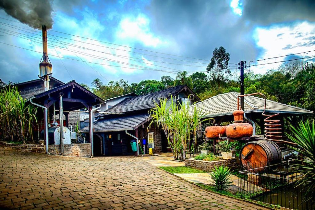 Destilaria Weber Haus