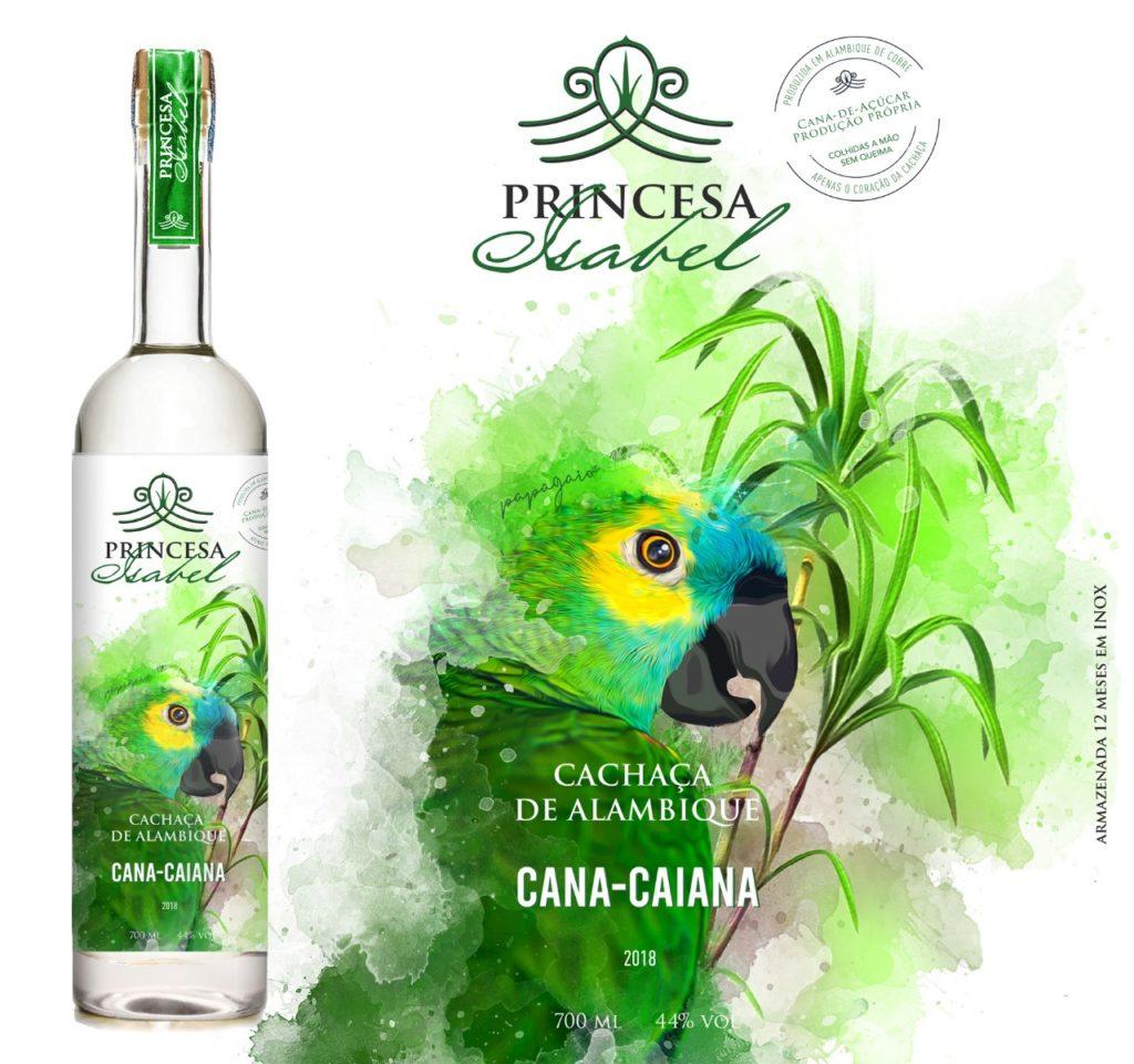 Princesa ISabel Cana caiana