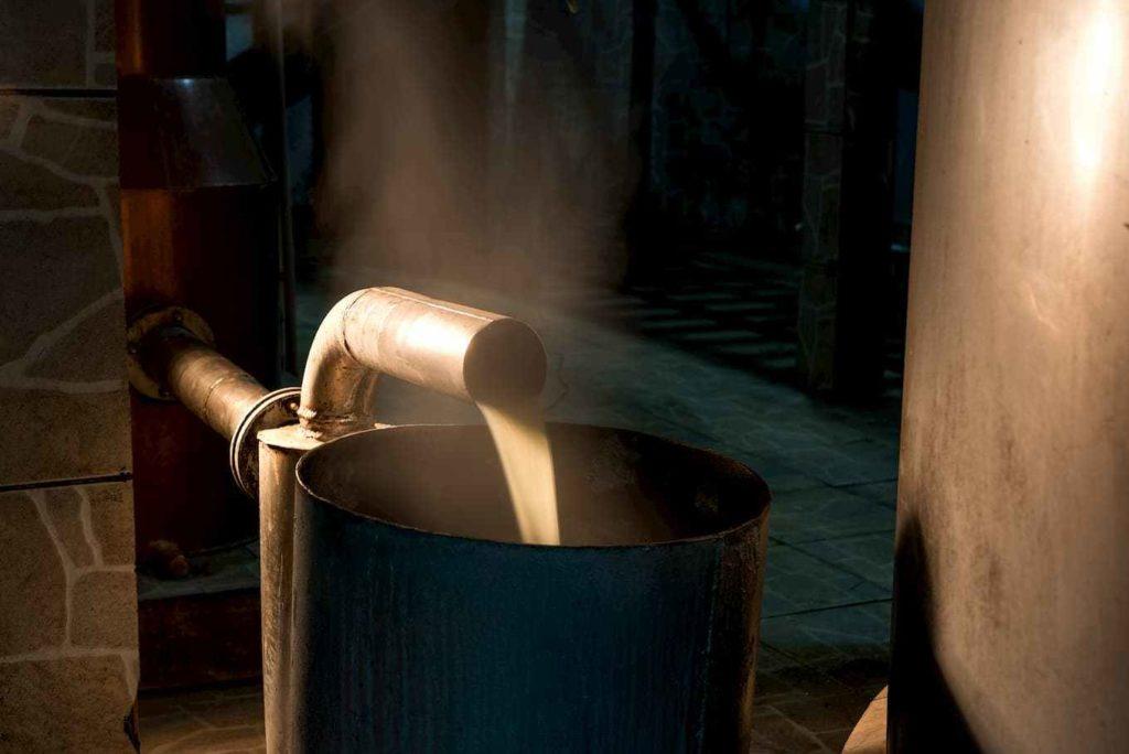 Caldo de cana para produção de cachaça
