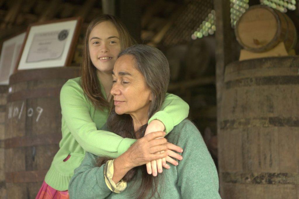 Maria Izabel e Maia