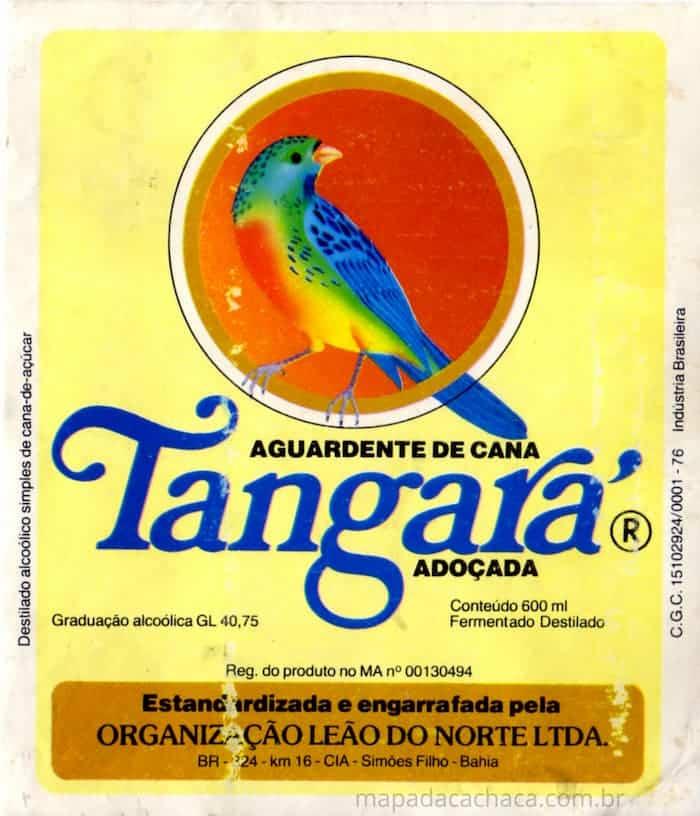 tangara-rotulo-aguardente-de-cana