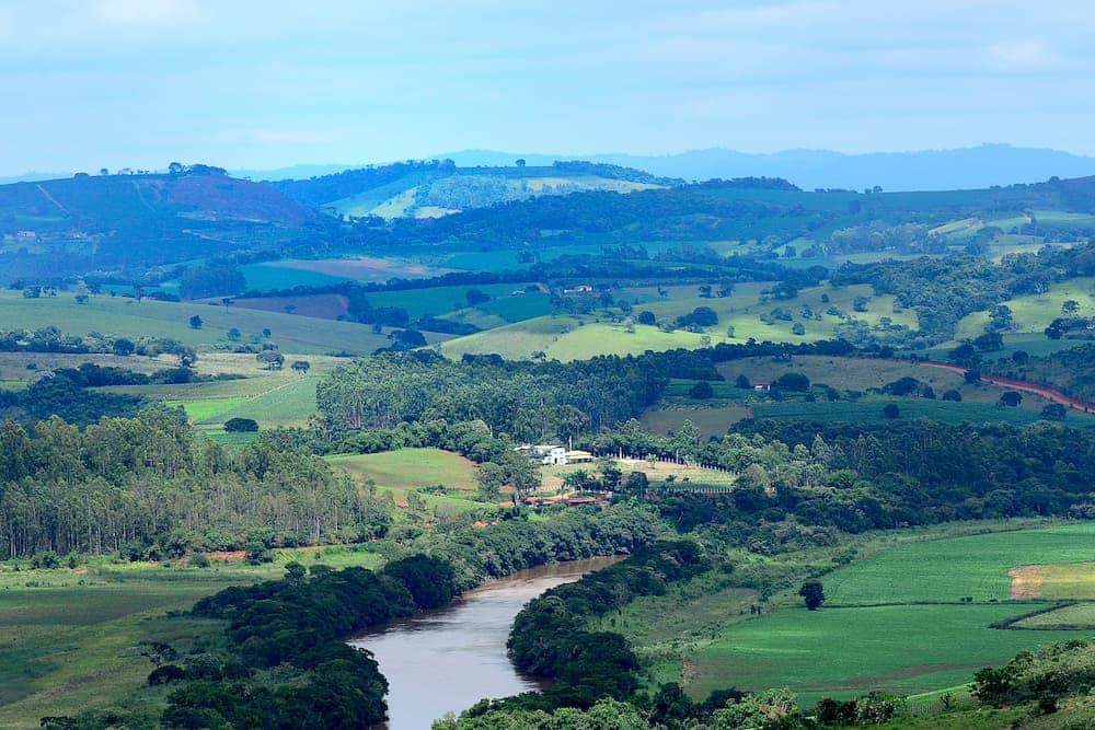 Vista da Gouveia Brasil - Turvolandia - MG