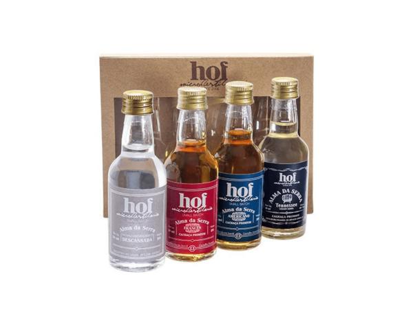 Kit degustação da Hof
