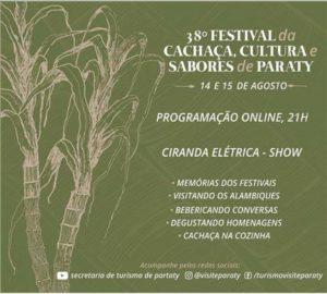 Festival da Cachaça de Paraty