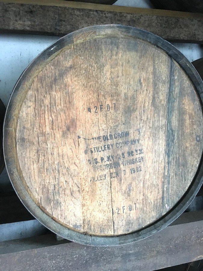 Barril de Bourbon