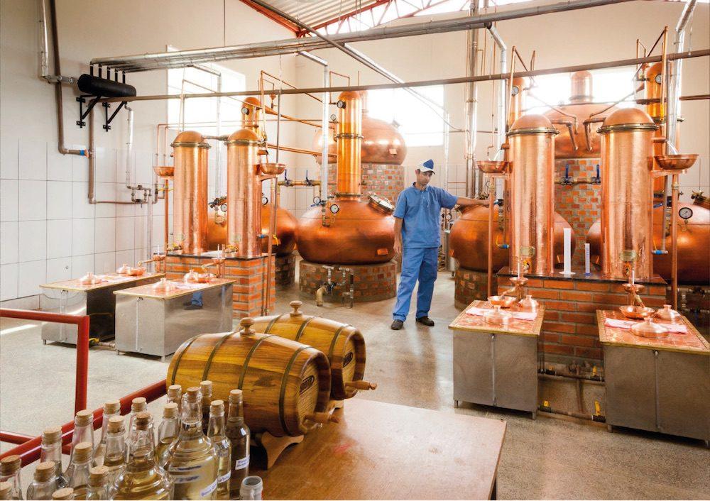 Destilaria da Encantos da Marquesa